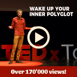 Wake Up Your Inner Polyglot | Sébastien Nuñez | TEDxToulouse
